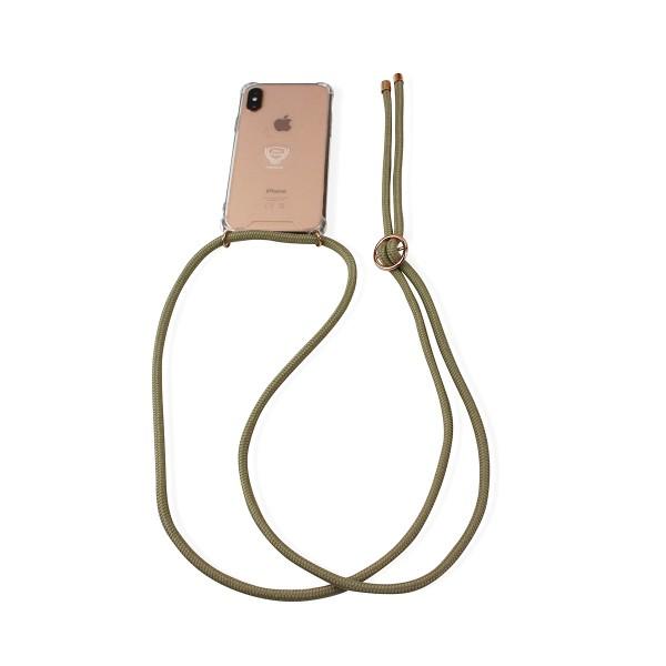"""Handykette """"Passend für Samsung S8"""" Schnur Necklace Hülle Smartphone Cover"""
