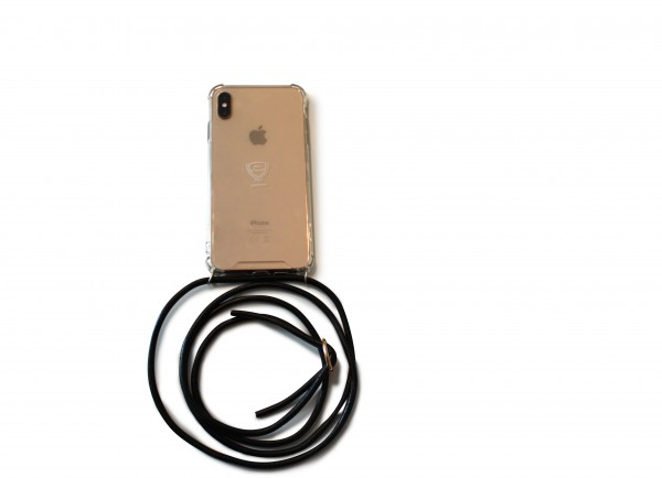 """Mobile Phone Chain """"Suitable for Samsung Models"""" Leather Cord Necklace Case"""