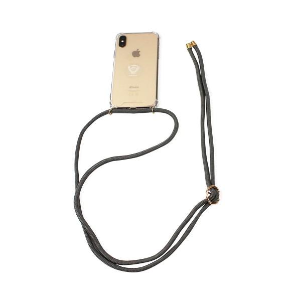 """Handykette """"Passend für Iphone X/ Xs"""" Schnur Necklace Hülle Smartphone Cover"""