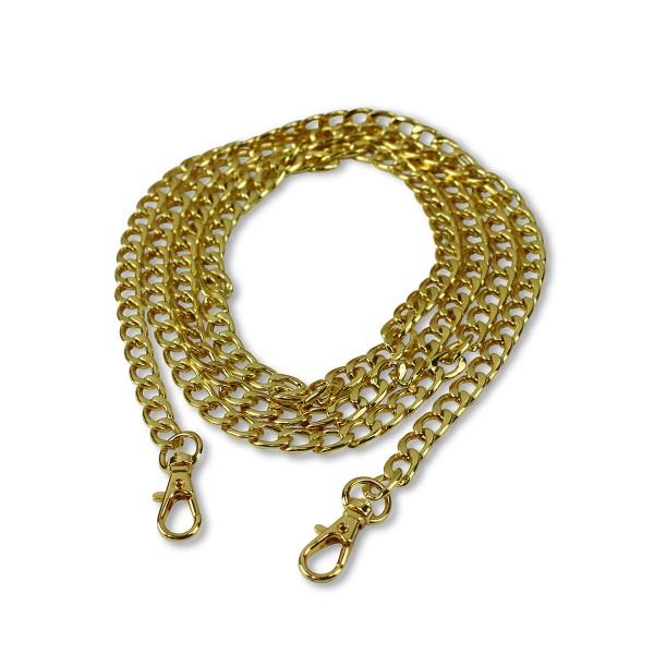 Handykette Taschenkette Gliederkette Gold Silber Party Umhängekette